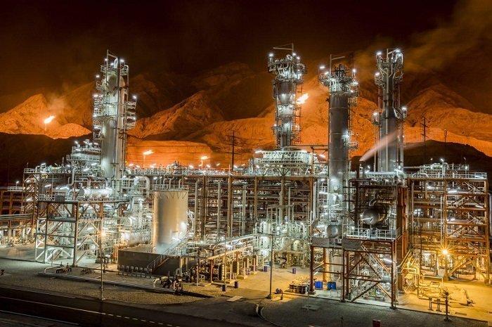تولید گاز در فازهای ۱۵ و ۱۶ پارس جنوبی ۱۳ درصد افزایش یافت