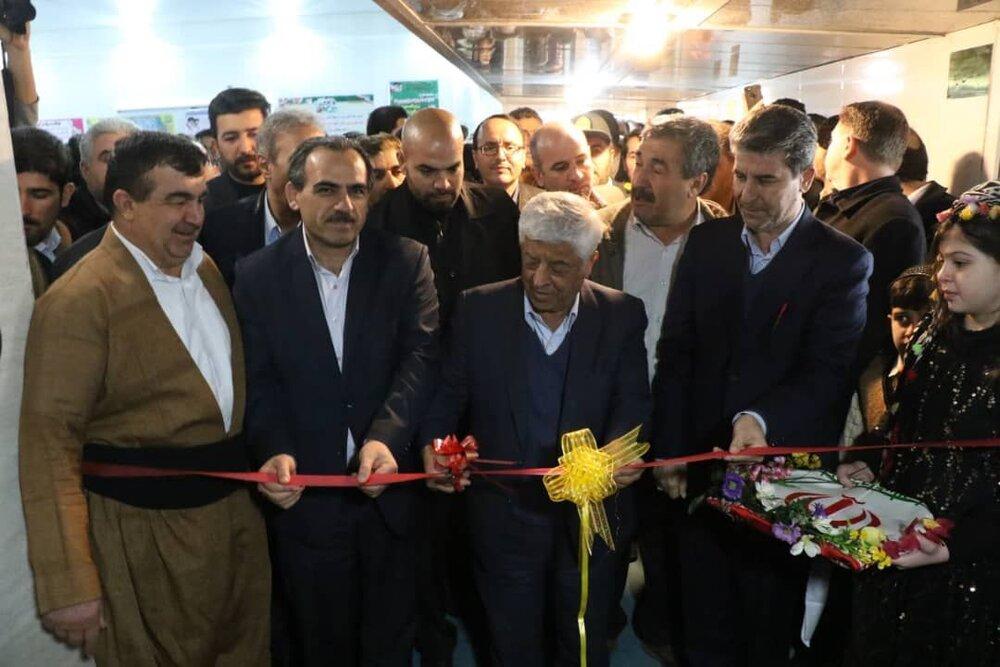 سرپرست وزارت جهادکشاورزی کشتارگاه مرغ پیرانشهر را افتتاح کرد