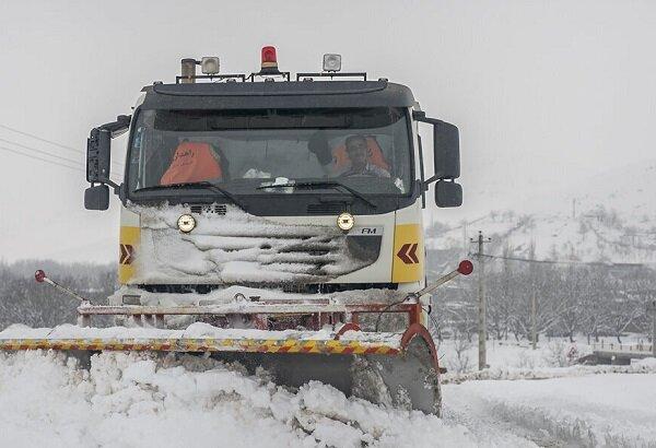 راه ارتباطی ۱۲۰ روستای آذربایجان شرقی مسدود شد