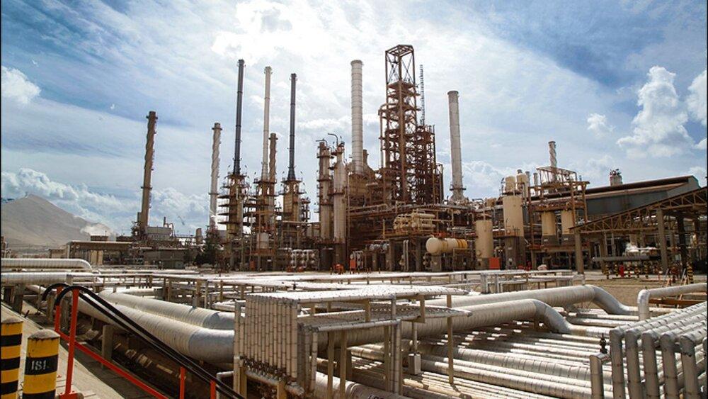 تولید گوگرد در پالایشگاه گاز ایلام ۱۰ درصد افزایش یافت
