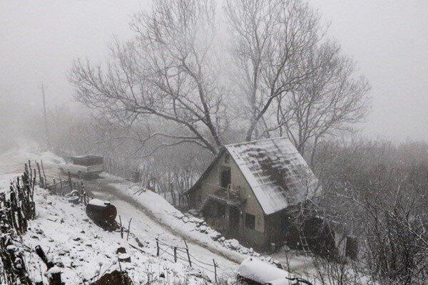 کمبود سوخت در روستاهای مازندران