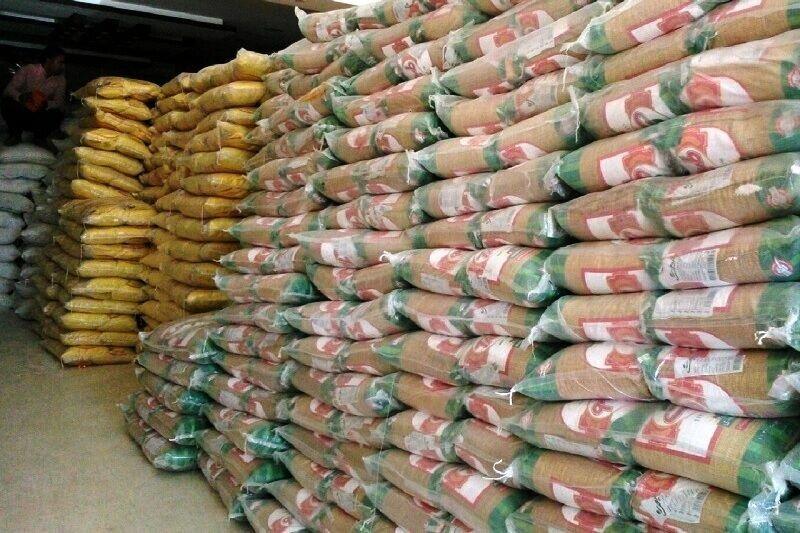 ۴۵ هزار تن برنج در بندر بوشهر تخلیه شد