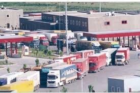 تردد کامیونها در مرز تمرچین به روزانه ۶۰ دستگاه رسید