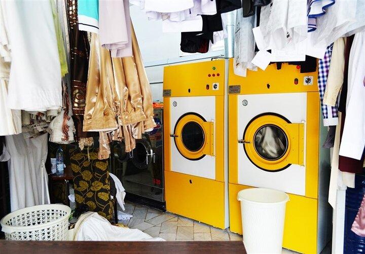 ۳۰ درصد خشکشویی های اجاره ای تعطیل کردند