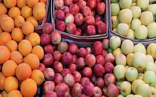 ۷۰۰۰ تُن سیب و پرتقال ذخیره شده در انبارهای استان تهران برای توزیع آماده هستند