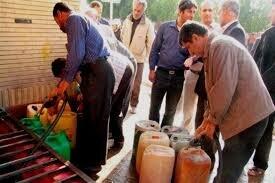۴۰۰ میلیون لیتر نفت سفید در روستاهای استان زنجان توزیع شد