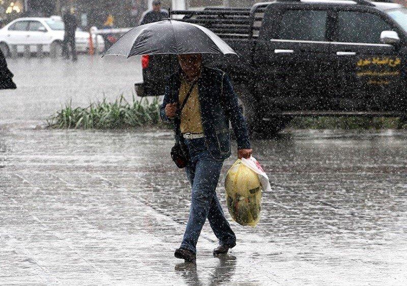 سامانه بارشی در راه کهگیلویه و بویراحمد/ بارشهای سنگین در نیمه شمالی استان