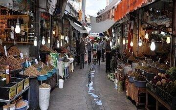 «کرونا» بازار گناوه را تعطیل کرد