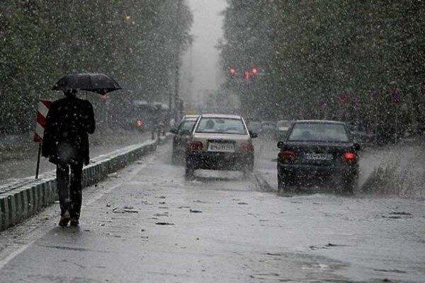 کاهش ۴۸ درصدی بارندگی های استان همدان در سال آبی جاری