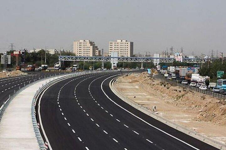 بازید وزیر راه و شهرسازی از مراحل تکمیل آزادراه تهران- شمال
