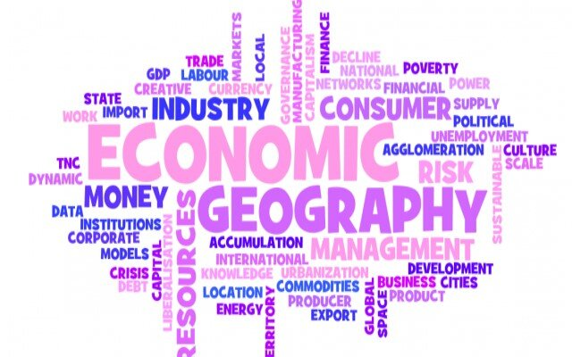 اقتصاد ژئوگرافی چیست؟