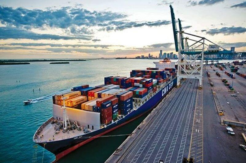 صادرات گمرکات استان بوشهر ۶۲ برابر واردات است