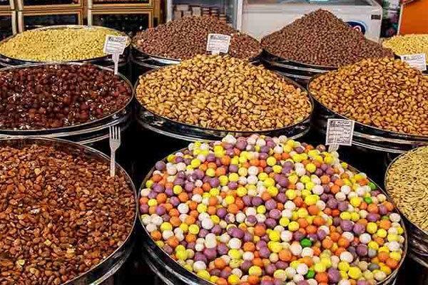 قیمت آجیل و خشکبار در ۲۶ فروردین ۱۴۰۰