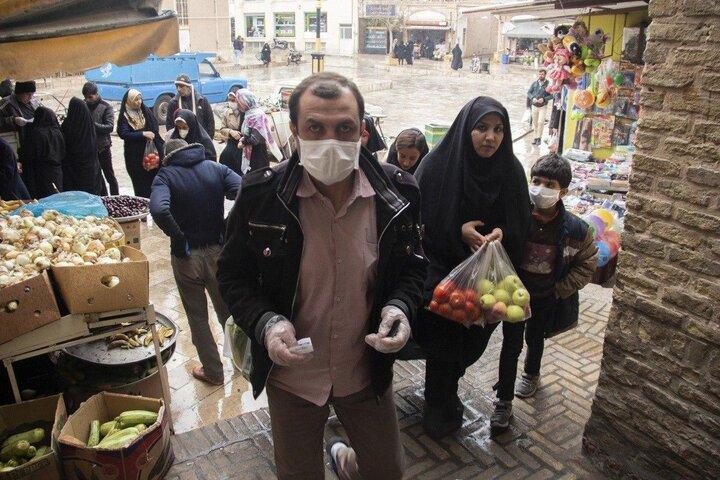 نایاب شدن ماسک در شمال کشور/ بازار لوازم بهداشتی گلستان در دست دلالان