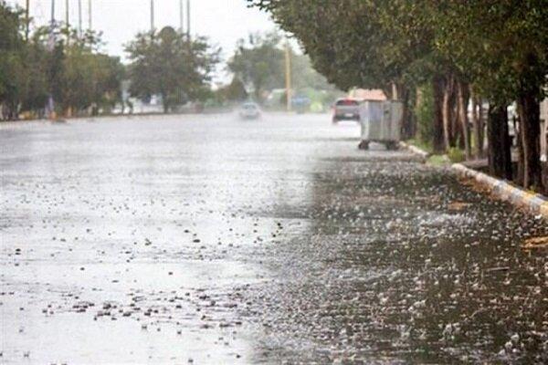 بارش شدید باران و برف در برخی مناطق کشور