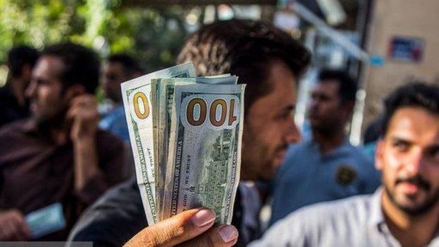 جوسازی خروج نقدینگی از بورس ارز را گران کرد/ ورود بانک مرکزی به بازار ارز
