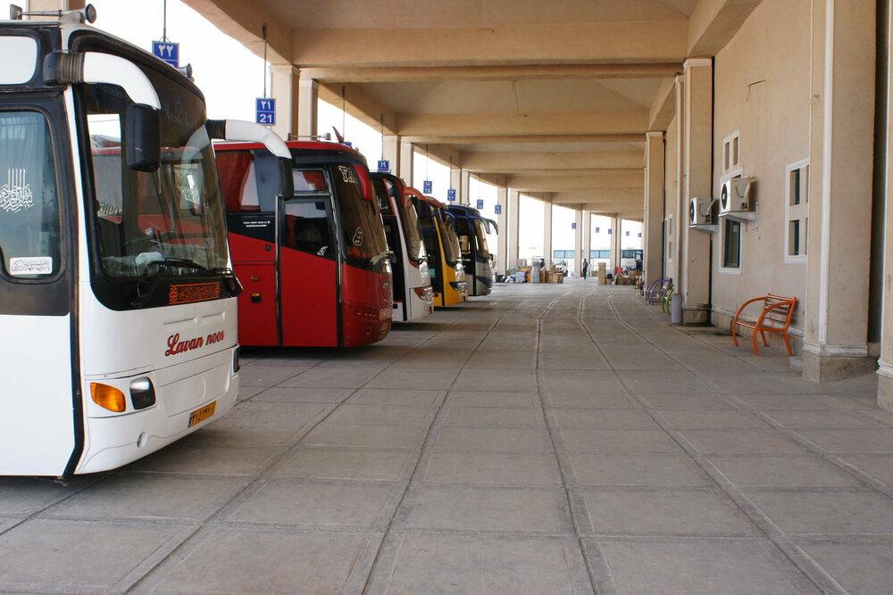 غربالگری مسافران در ورودی و خروجی پایانهها