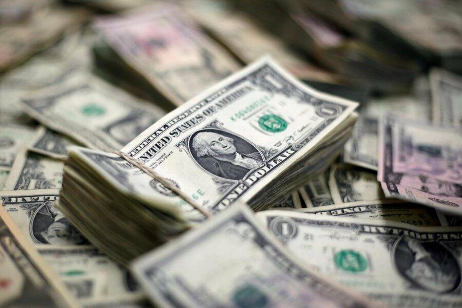 کاهش ذخایر ارزی چین به ۳.۱۰ تریلیون دلار