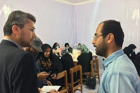 آغاز فعالیت کارگاه جهادی تولید ماسک در دشتستان