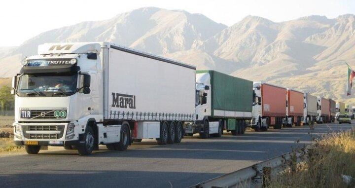 دریافت حواله لاستیک را برای رانندگان کامیون، اینترنتی شد