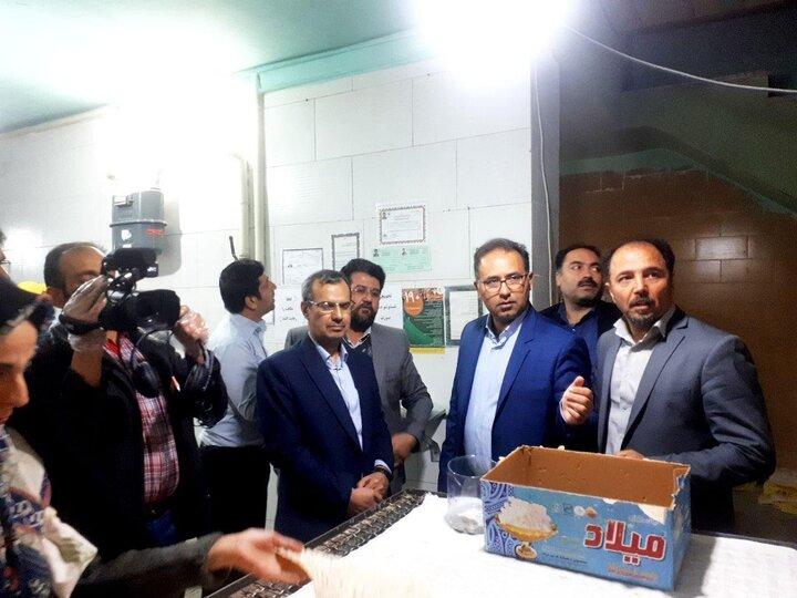 ۹۲۰ تن میوه شب عید در استان سمنان ذخیره شده است