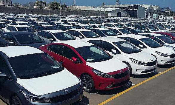 واردات خودرو در سال ۹۹ به صورت مشروط مجاز است