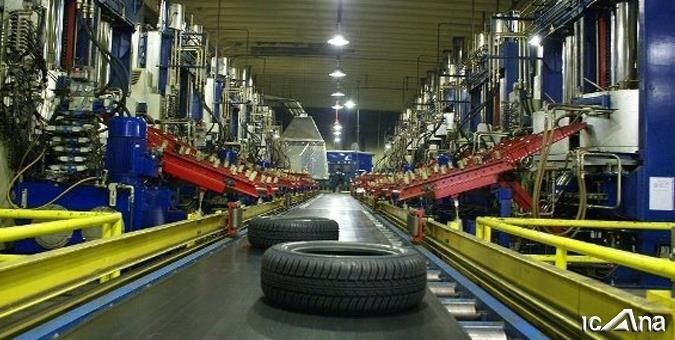 تولید تایر در انتظار تخصیص ۳۰۰ میلیون دلار