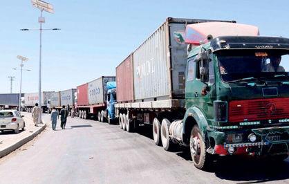 رشد ۸۱ درصدی صادرات کالا از پایانه مرزی پلدشت
