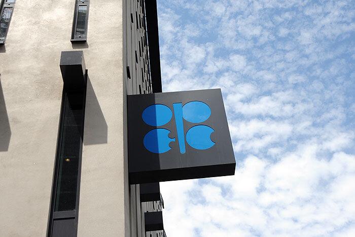 کاهش بیش از ۱۳ دلاری قیمت سبد نفتی اوپک