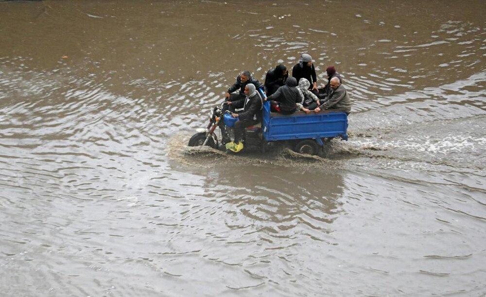 طوفان در مصر
