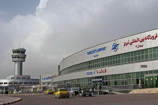 حریم پروازی فرودگاه تبریز حفظ شود