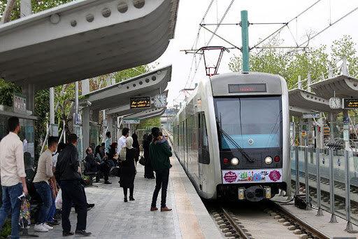 قطار شهری همدان در ردیف بودجه پیشنهادی دولت قرار گرفت