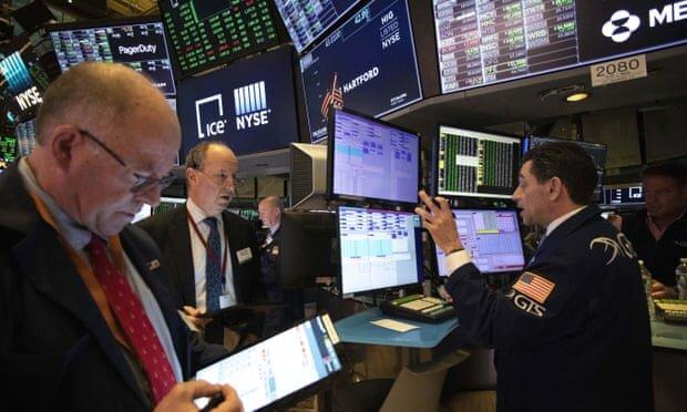 دخالت های سنگین فدرال رزرو برای ماندن سرمایه گذاران در بورس های امریکا