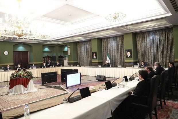 جلسه مشترک ستاد اقتصادی دولت و فعالان اقتصادی برگزار شد