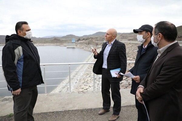 ۶۰ میلیون متر مکعب آب در سد سبلان ذخیره شد