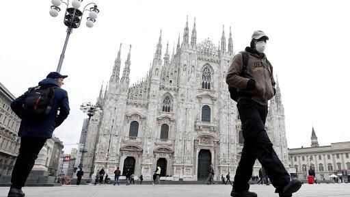 دولت ایتالیا مصمم برای مقابله با فاجعه بیولوژیکی کرونا