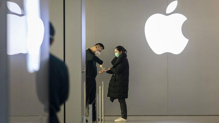 «اپل» تمام فروشگاههایش را در سراسر جهان بست
