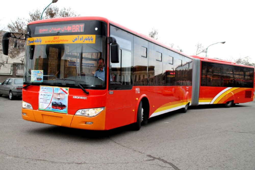 بازسازی ۵ هزار اتوبوس فرسوده در ۶۸ شهر