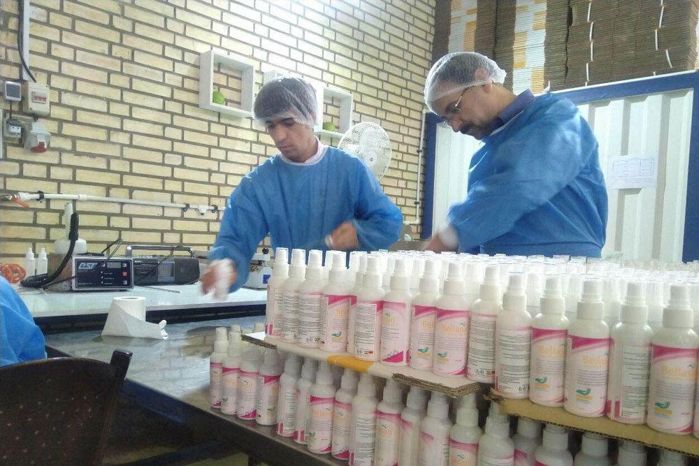 راه اندازی ۲ واحد تولید و بسته بندی الکل در استان همدان