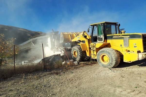 رونق ساخت و سازهای غیرمجاز با چراغ سبز مسئولان غیربومی