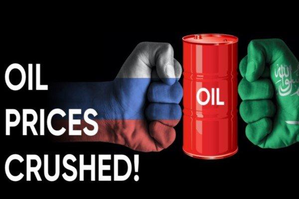 نگاه متفاوت ریاض و مسکو به بازار نفت| تصمیم سعودی ها قیمت نفت را افزایش داد