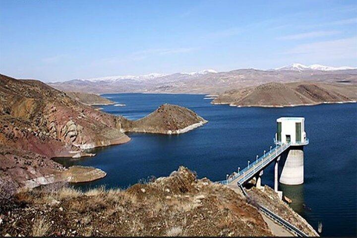 ذخیره سدهای آذربایجان شرقی ٢٣درصد کاهش یافت