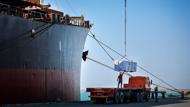 تجارت خارجی ایران به مرز ۸۰ میلیارد دلار رسید