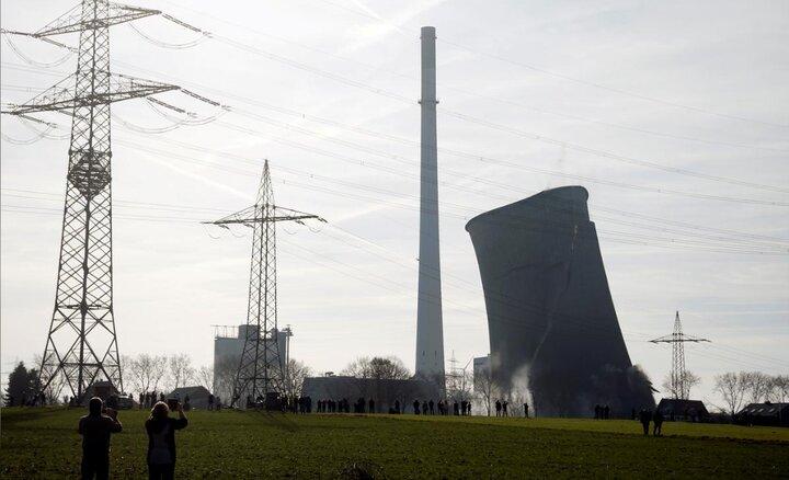 امریکا و اروپا رکورددار کاهش تولید برق در نیروگاه های زغال سنگی