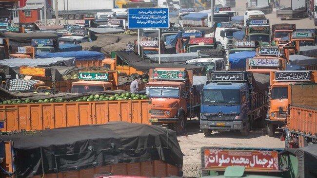 محدودیتهای ترافیکی نوروز ۹۹ برای ناوگان باری اعلام شد
