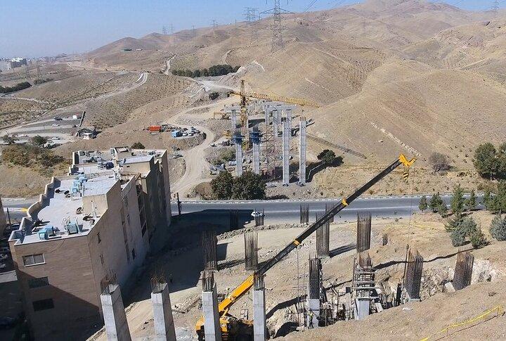 روحانی آزادراه همت- کرج با عوارض ۴هزار تومانی را افتتاح می کند