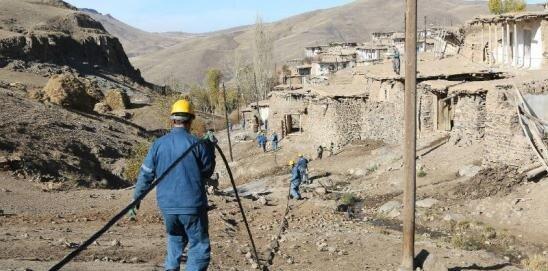 ۱۴۰ روستا در سال ۹۸ برقدار شد