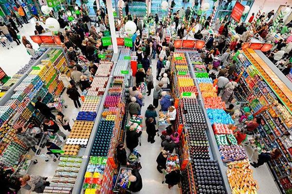 تعطیلی فروشگاههای اقلام ضروری مازندران در روز اول عید