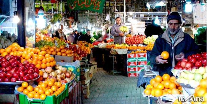 کرونا و افزایش تقاضا، گرانی میوه را کلید زد