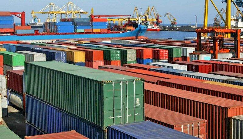 صادرات کالا از بنادر مازندران ۲۲ درصد رشد یافت